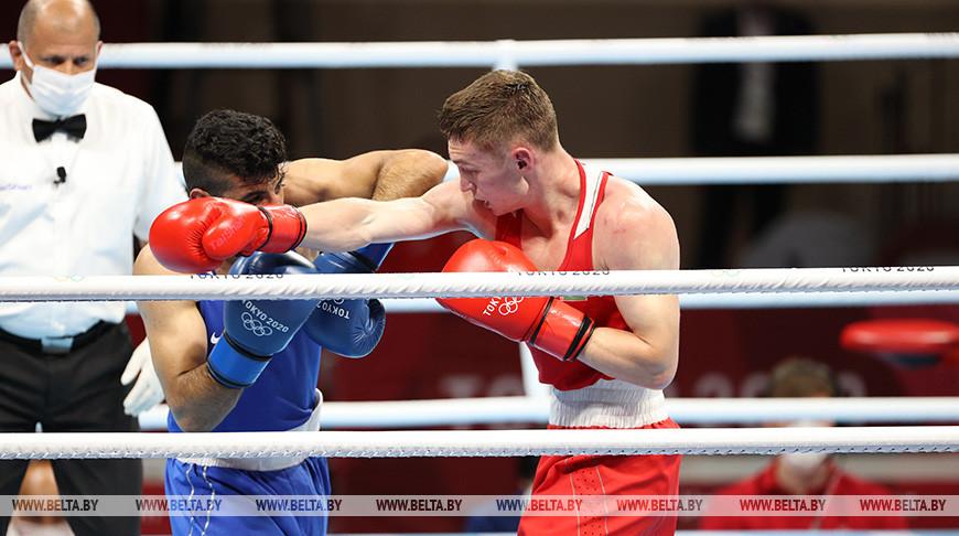 Боксер Дмитрий Асанов прошел в следующий круг олимпийского турнира