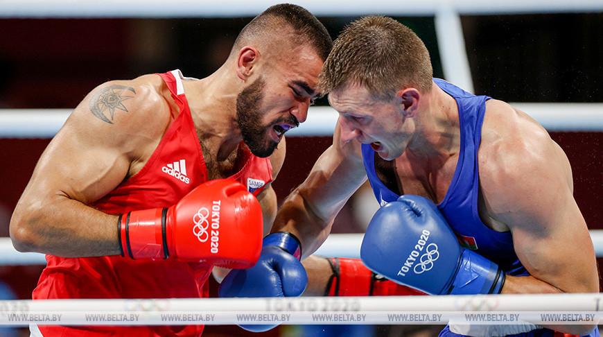 Белорусский боксер Владислав Смягликов победил в первом поединке олимпийского турнира