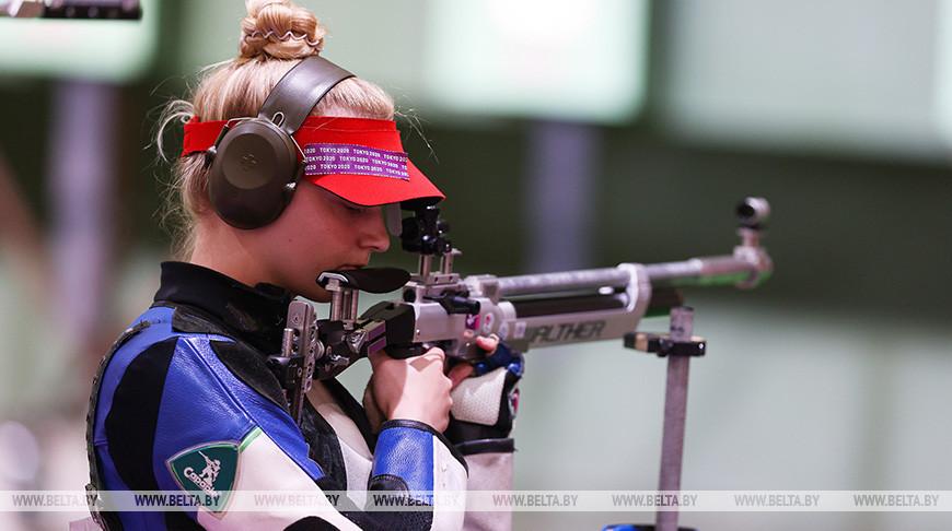Белорусская команда не прошла квалификацию в стрельбе из пневматической винтовки на Олимпиаде