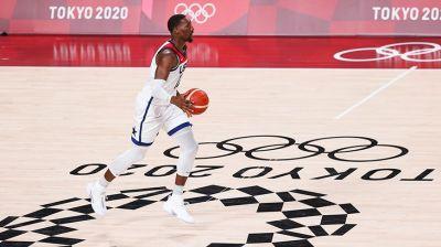 Баскетболисты США обыграли сборную Ирана на олимпийском турнире в Токио