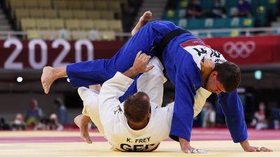 Дзюдоист Никита Свирид завершил выступление на Олимпиаде в Токио