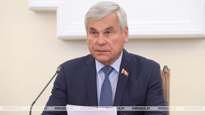 Заседание Совета Палаты представителей прошло в Минске
