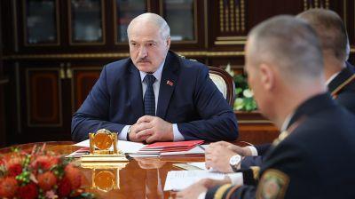 Лукашенко согласовал назначения в местной вертикали и сделал назначения в МВД
