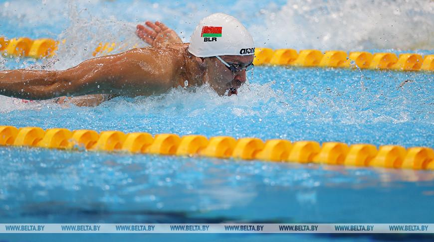 Евгений Цуркин не попал в финал Олимпиады по плаванию