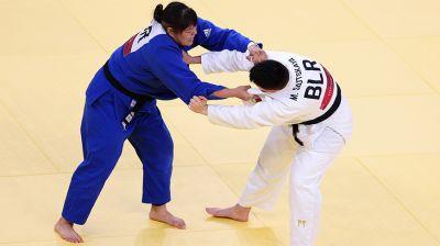 Дзюдоистка Марина Слуцкая уступила во второй схватке олимпийского турнира