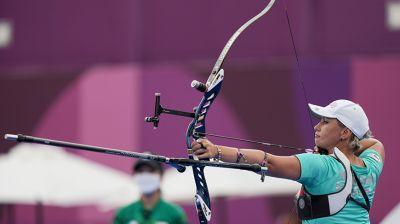Белоруска Анна Марусова не сумела выйти в 1/4 финала Игр в стрельбе из лука
