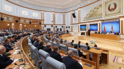 Лукашенко собрал актив местной вертикали для обсуждения общественно-политической обстановки