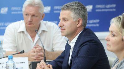 Многонациональность Беларуси обсудили на пресс-конференции в Доме прессы