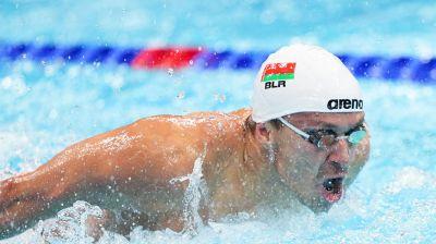 Белорусские пловцы не вышли в финал комбинированной эстафеты на Играх в Токио