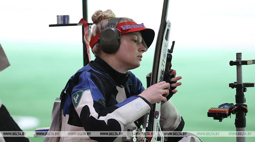 Белоруска Мария Мартынова не прошла в финал олимпийских соревнований по стрельбе
