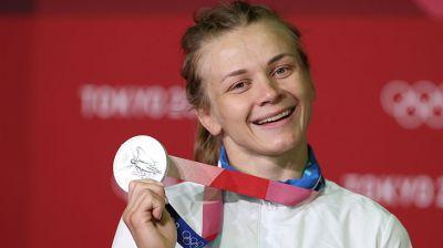 Белоруска Ирина Курочкина завоевала олимпийское серебро в женской борьбе