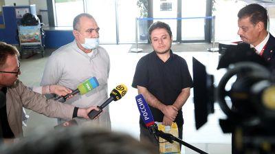 Родственники погибшего на границе гражданина Ирака прибыли в Минск