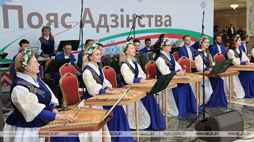 Выставка ко Дню народного единства открылась во Дворце Независимости