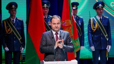 Головченко вручил таможенникам государственные награды