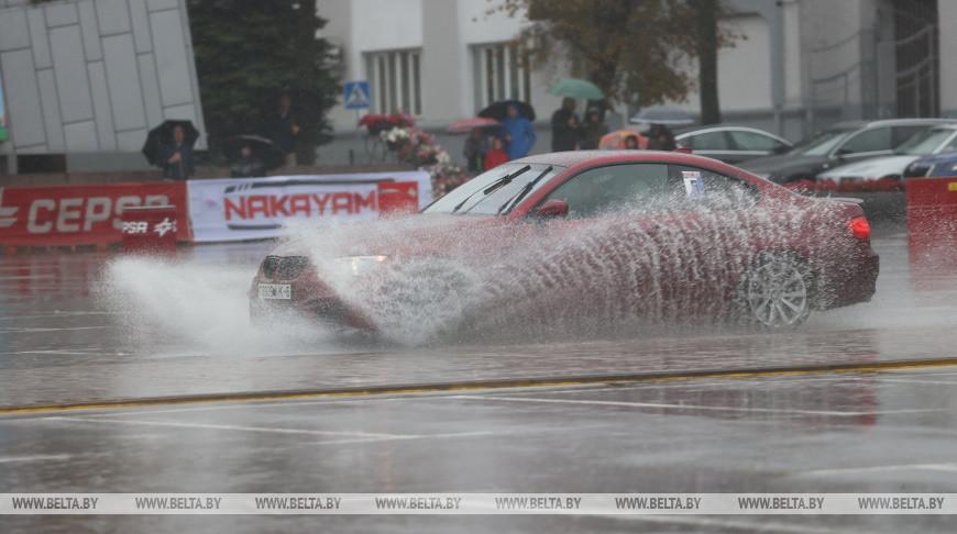 Финал Кубка ADTGymkhana Battle