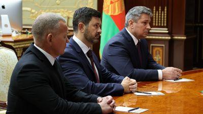 Лукашенко назначил новых послов в Таджикистане, Бразилии и Республике Корея