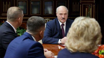 Согласовано назначение новых руководителей районов Беларуси