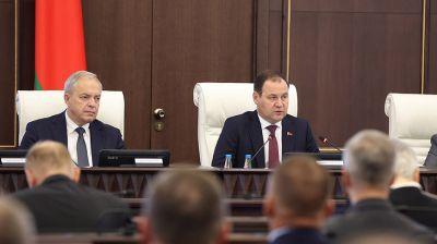 Головченко: бюджет 2022 года сохранит социальную направленность