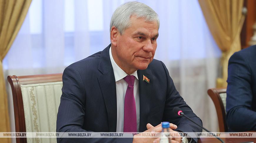Андрейченко встретился с послом Молдовы