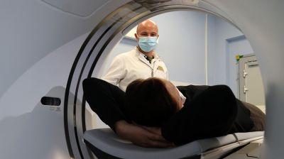 Новый кабинет компьютерной томографии открылся в Могилевской областной больнице