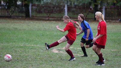 Республиканский футбольный турнир Special Olympics прошел в Улла Бешенковичском районе