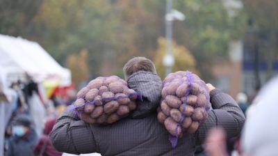 В Минске 25 сентября проходят сельскохозяйственные ярмарки