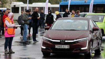 Первое электроралли Minsk ELECTRO - 2021 состоялось в Минске