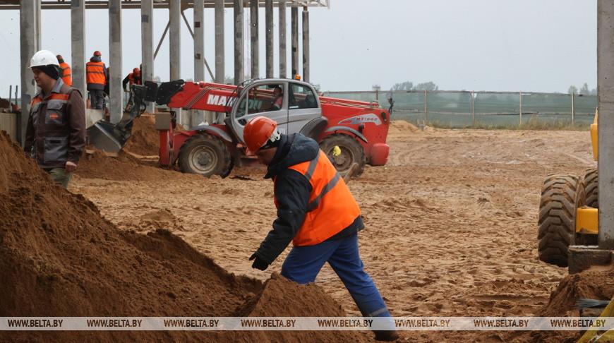 Масштабный проект по переработке мяса индейки реализуют в Копыльском районе