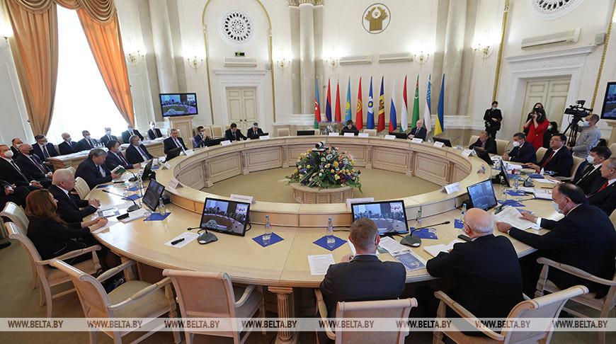 Заседание Совета постпредов стран СНГ в Минске