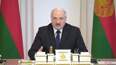 Лукашенко принял кадровые решения в системе государственной безопасности