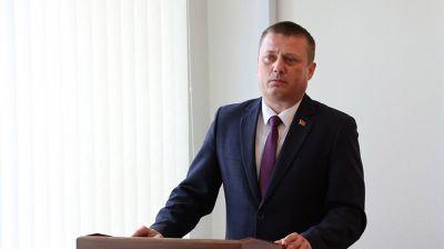 Новый руководитель представлен коллективу Министерства юстиции