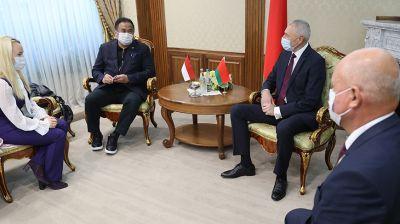 Индонезийские парламентарии прибыли с визитом в Беларусь