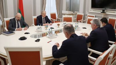 Сергеенко встретился с послом Азербайджана