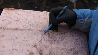 В Полоцке проводят раскопки на территории Верхнего замка