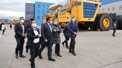 Индонезийская делегация посетила БЕЛАЗ