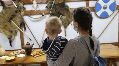 Интерактивный центр живой истории открылся в Витебске