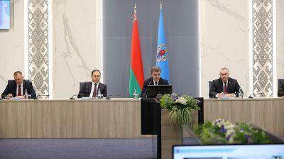 Власти Минска определили 5 ключевых направлений безопасности в учебных заведениях