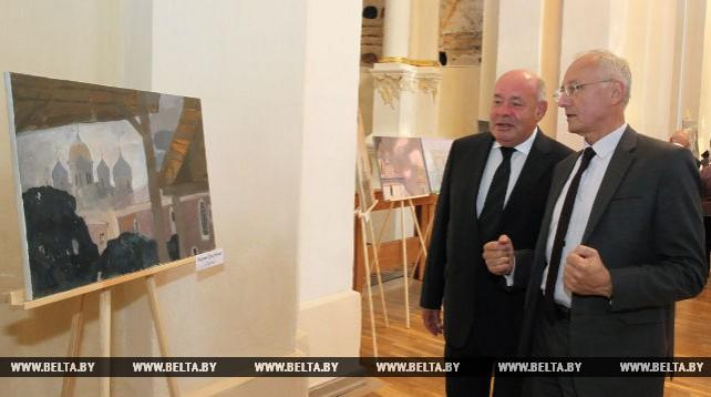 """Художественный проект """"Три Софии"""" представили в Полоцке"""