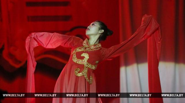 "Китайский праздник фонарей ""Юаньсяоцзе"" прошел в БГУ"