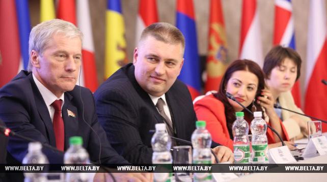 Олег Кравченко принял участие в мероприятии по противодействию торговле людьми в рамках 26-й летней сессии ПА ОБСЕ