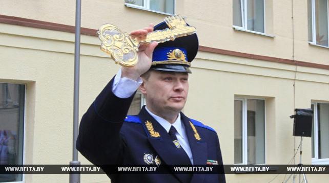 Новый корпус УСК по Минску открылся на ул.Первомайской
