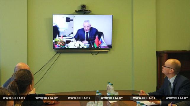 Рапота: сотрудничество Беларуси и России в сфере ТЭК - ключевой вопрос