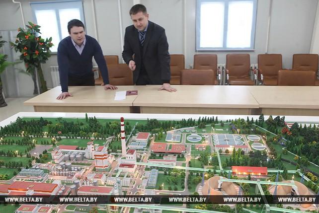 Ввод в строй завода по производству сульфатной беленой целлюлозы в Светлогорске планируется в 2017 году