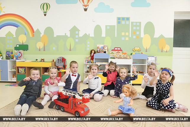 Детский сад на 150 мест открылся в Прилуках