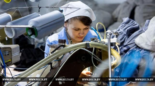 Брестский чулочный комбинат производит более 2 млн изделий в месяц