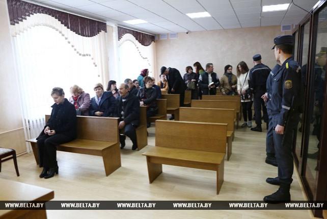 Убийцы таксиста в Гродно приговорены к 25 и 23 годам лишения свободы
