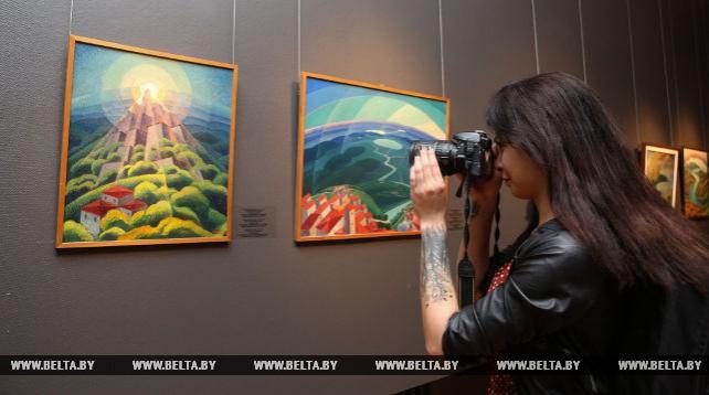 Диалог авангардного искусства Беларуси и Италии начала XX века представляет выставка в Минске