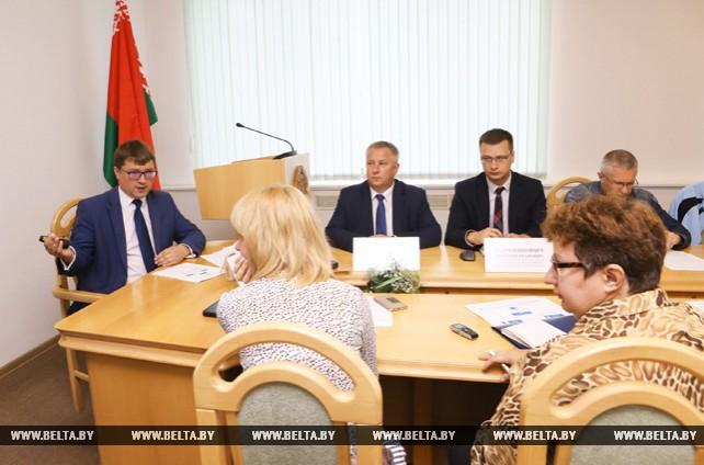 Онлайн-сервис для диалога жителей и организаций ЖКХ презентовали в Минске