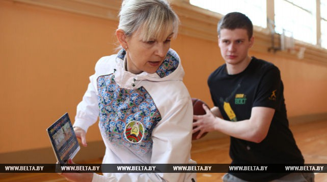 Информационно-образовательную систему для тренеров создали в Гродно