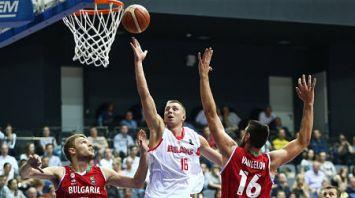 Белорусы проиграли болгарам в матче квалификации баскетбольного чемпионата мира